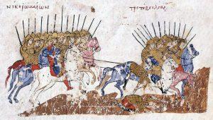 """Ο πρώτος """"Βουλγαροκτόνος"""" και η μάχη – συντριβή των Βουλγάρων στην Αγχίαλο"""