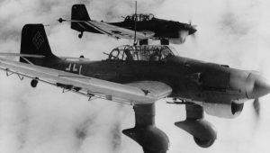 Stuka Ju-87… Φωτιά, πανικός και θάνατος από τον ουρανό (vid.)