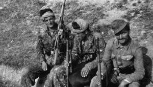 """Οι Αλβανοί φονιάδες του Αδόλφου Χίτλερ: Η διαβόητη Μεραρχία SS """"Skanderbeg"""""""