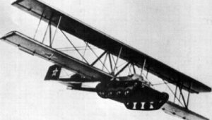 «Ιπτάμενα» άρματα μάχης… Η πιο τρελή ιδέα του Β' Παγκοσμίου Πολέμου…