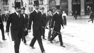 1913… Ειρήνη Βουκουρεστίου και γαλλικό μένος κατά του βασιλιά Κωνσταντίνου