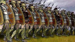 Πελοποννησιακός Πόλεμος: Η καταλυτική, πρώτη, μάχη της Μαντινείας…