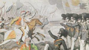 Η μάχη του ποταμού Σερέτη… 1821: Οι Έλληνες αποκρούουν τους Τούρκους