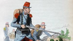 Λεγεώνα των Ξένων: Οι πρώτες μάχες της στην αφιλόξενη Αφρική (1832-35)