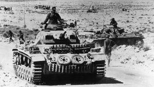 """1941: Άφρικα Κορπς κατά Βρετανών """"Αρουραίων"""": Μια δραματική αρματομαχία"""