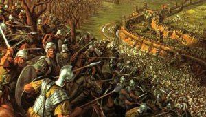 ΜΑΧΗ ΤΗΣ ΑΛΕΣΙΑ: Ο χαμένος στην αχλή του θρύλου θρίαμβος Καίσαρα…