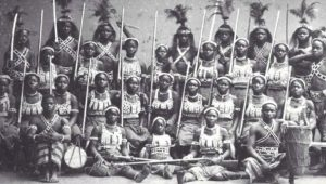 """""""Αμαζόνες της Δαχομέης"""": Οι ακατάβλητες πολεμίστριες της Μαύρης Ηπείρου"""