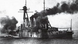 """Ναυμαχία Έλλης: Το Αβέρωφ """"καθαρίζει"""" μόνο του με τον τουρκικό στόλο"""