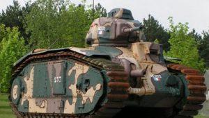 Γαλλικά & γερμανικά άρματα το 1940… Κατάρρευση ενός βολικού μύθου