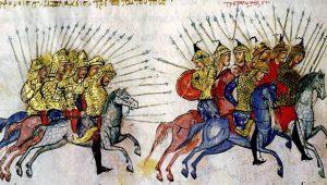 Βαθύς Ρύακας… Απόλυτος βυζαντινός αιφνιδιασμός, εξόντωση Παυλικιανών