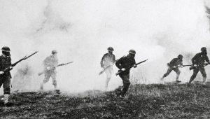Χημικά όπλα: Ο εφιάλτης των στρατιωτών στα χαρακώματα του Α' ΠΠ…