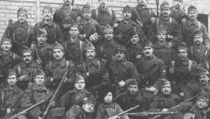"""""""Μη λησμονείτε τας Θερμοπύλας…"""", Χερσώνα 1919, μαχόμενοι ως Σπαρτιάτες"""