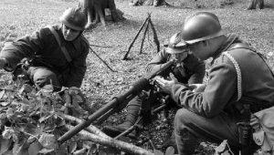 Το γαλλικό πεζικό του 1940 και ο σπόρος… μιας ανείπωτης καταστροφής