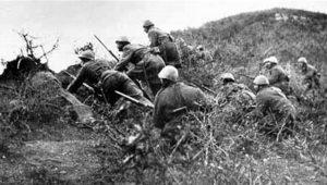 Τρεμπεσίνα ύψωμα 731, 19 Μαρτίου 1941… Αγώνας με λόγχες, χέρια και δόντια