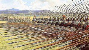 ΑΧΑΪΚΗ ΣΥΜΠΟΛΙΤΕΙΑ, μάχη Λευκόπετρας: Οι έσχατοι υπερασπιστές της Ελλάδος