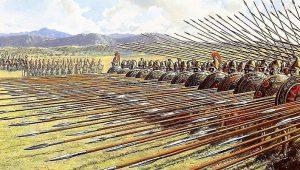 """Μακεδονική φάλαγγα… Το απόλυτο """"μυστικό"""" όπλο των αρχαίων Ελλήνων"""