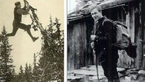 """Η μεγάλη απόδραση από τους ναζί… Ο """"Ιπτάμενος"""" Νορβηγός Σβεν Σόμε"""
