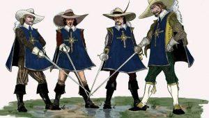 Οι Σωματοφύλακες του Βασιλέως: Η αληθινή ιστορία της παρέας του Ντ' Αρτανιάν