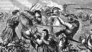 Συντριβή βαρβάρων, διάσωση Μυρίων… Το στρατήγημα Ξενοφώντα