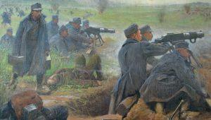 Ο Αυστριακός στρατός και η προδοσία του ομοφυλόφιλου συνταγματάρχη Ρεντλ