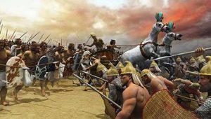 """""""Κεραυνοβόλος πόλεμος"""" – αρχαία Μέση Ανατολή: Ισχύς, ταχύτητα, εκμετάλλευση"""