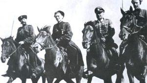 """Οι Σοβιετικοί ιππείς του Χίτλερ… Κοζάκοι και Καλμούκοι """"προδότες"""" του Στάλιν"""