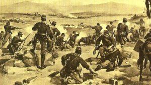 Τα πρώτα οπισθογεμή του Ελληνικού Στρατού: Chassepot, Μυλωνά, Grass (vid.)