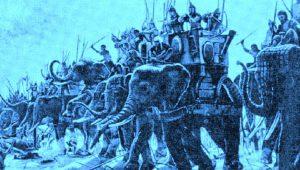Η ΜΑΧΗ ΤΩΝ ΕΛΕΦΑΝΤΩΝ 275 π.Χ. Ο Αντίοχος Α' συντρίβει τους βαρβάρους