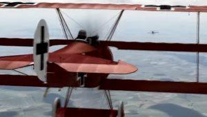 "Fokker DR I. Το περίφημο γερμανικό τριπλάνο του ""Ιπτάμενου Τσίρκου"" (vid.)"