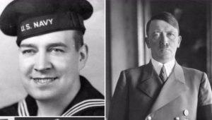 """Β' ΠΠ: Ο """"Αμερικανός"""" ανεψιός του Χίτλερ… που υπηρέτησε και στο US NAVY"""