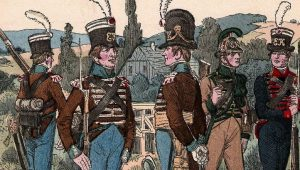 Οι τρεις Λεγεώνες ενός ηγέτη… Εθελοντές μαχητές για χάρη ενός στρατηγού