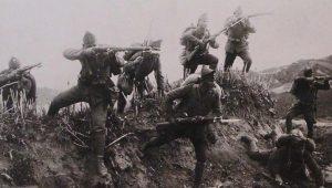 Μικρά Ασία-Τσαμ Τεπέ… Συντριβή τουρκικής αντεπίθεσης διά της λόγχης!