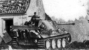Δύο Panther & ένας υπίλαρχος το 1945… 4 μερόνυχτα κόντρα στους αριθμούς