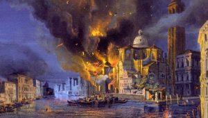 Φωτιά από τον ουρανό… Από τη Βενετία του 1849 μέχρι την Χαμάς σήμερα