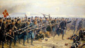 Μάχη Ντύμπολ: Η μικρή Δανία μάχεται ηρωικά τον πρωσικό οδοστρωτήρα (vid.)