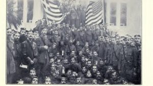 21η Φεβρουαρίου 1913: Οι Κρητικοί κι ένας Αμερικανός στρατιώτης στην Ήπειρο