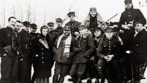 Επίλαρχος Ντομπρζάνσκι: Ο ανυπότακτος πρώτος παρτιζάνος του Β' ΠΠ (vid.)