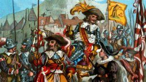 Τριακονταετής Πόλεμος: Το πεζικό των Αψβούργων… το στήριγμα της μοναρχίας