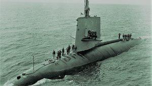 Το μυστήριο του USS Scorpion… Τι συνέβη με το πυρηνοκίνητο υποβρύχιο; (vid.)