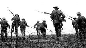 1916: Το αιματοβαμμένο πεδίο του Σομ… Άγρια σφαγή για λίγα μέτρα γης (vid.)