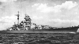 Θωρηκτό Bismarck: Το καμάρι του γερμανικού ναυτικού και το τέλος του (vid.)