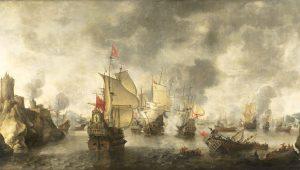 Κρητικός Πόλεμος, ναυμαχία Φώκαιας 1649: Η ημισέληνος ταπεινώνεται από τον σταυρό