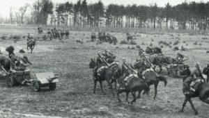 Η μάχη του ποταμού Μπζούρα, 1939: Η ηρωική αντεπίθεση των Πολωνών (vid.)
