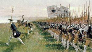 Πρωσία: Ο Μέγας Φρειδερίκος ΣΥΝΤΡΙΒΕΙ τους αντιπάλους με τη Λοξή Φάλαγγα