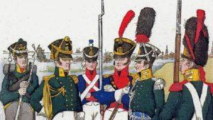 Οι «μικροί» επίλεκτοι στον πόλεμο του 1809… Το 4ο Σύνταγμα του Ρήνου