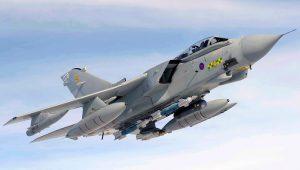 RAF – PANAVIA TORNADO: Αντίο στον ακούραστο μαχητή των αιθέρων (vid.)