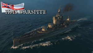 HMS Warspite: Ο αήττητος πολεμιστής των δύο Παγκοσμίων Πολέμων (vid.)