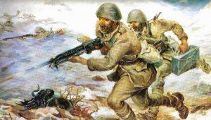 Οργάνωση και τακτικές της Ομάδας Μάχης Πεζικού του ΕΣ το 1940