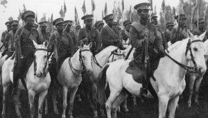 Αιθιοπία 1936: Η φρουροί του Χαϊλέ Σελασιέ μάχονται άγρια τους Ιταλούς (vid.)
