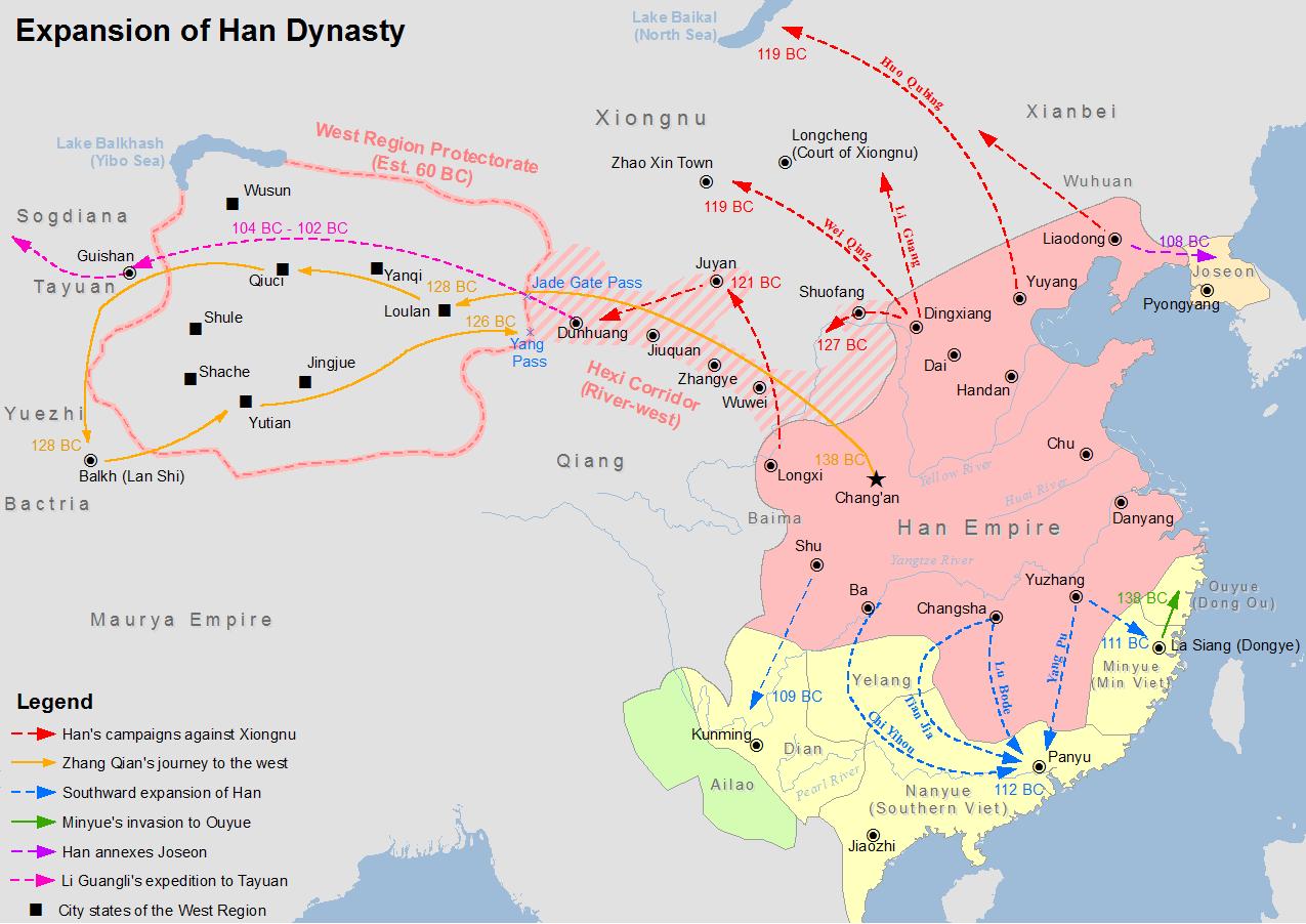 Ο πόλεμος των «Ουρανίων αλόγων»! Απόγονοι του Μ. Αλεξάνδρου κατά Κίνας...